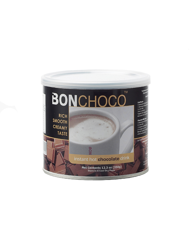 INSTANT HOT CHOCOLATE DRINK TIN