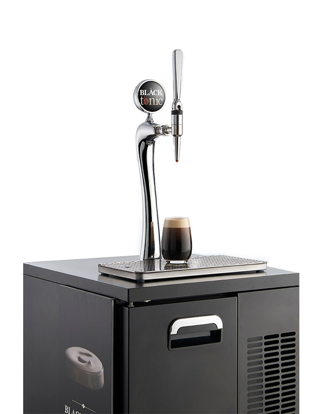NITRO COLD BREW COFFEE SYSTEM