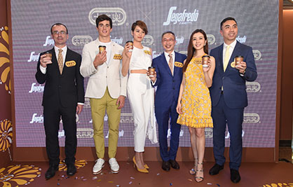 「Cafe de Coral x Segafredo Zanetti: Newly Launched Concept Store」Opening Ceremony