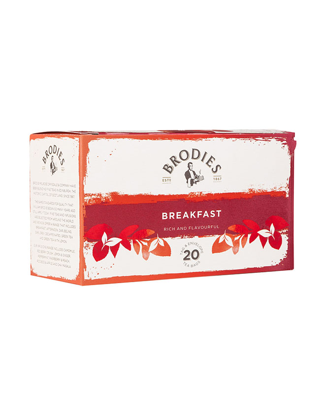 BRODIES - ENGLISH BREAKFAST TEA