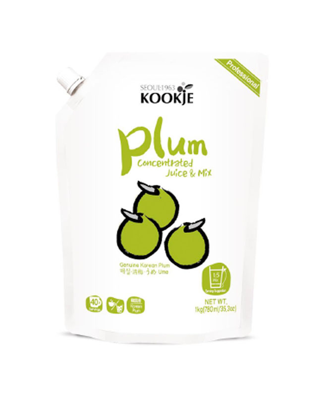 KOOKJE - KOREAN PLUM CONCENTRATED JUICE & MIX