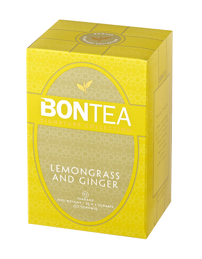 BONTEA - LEMONGRASS & GINGER