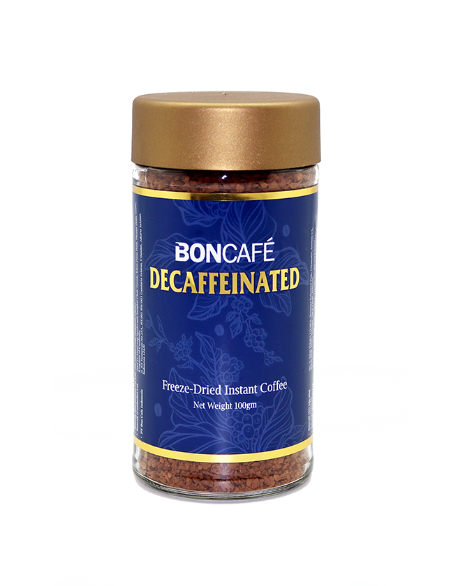 BONCAFÉ - DECAFFEINATED INSTANT COFFEE