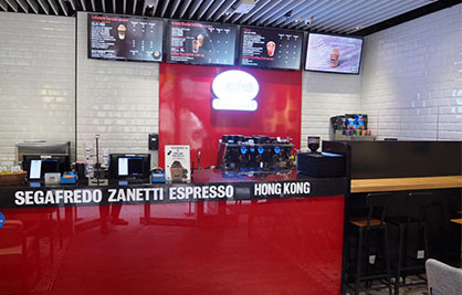 [May 2017] New Segafredo Cafe at K11 / Highlights of HOFEX 2017