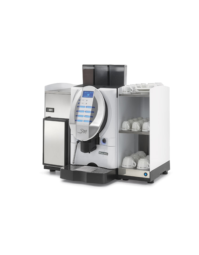 LA SAN MARCO PLUS 5 FULLY AUTOMATIC COFFEE MACHINE