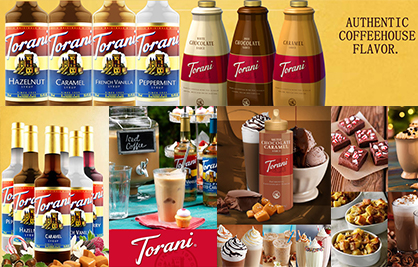 [Jun 2016] Summer Time! Let's cool down with Torani Iced Coffee