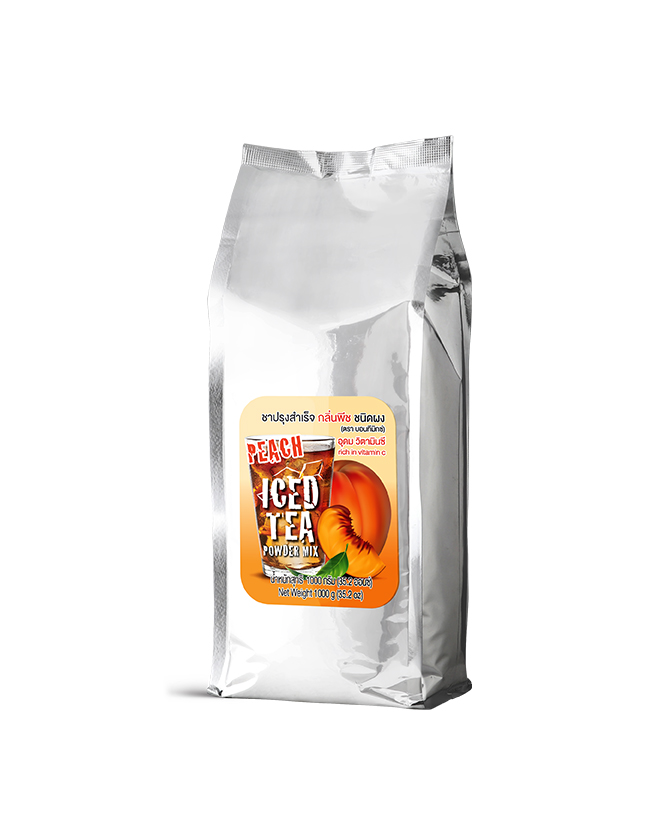 BONTEA INSTANT TEA MIX - PEACH TEA MIX