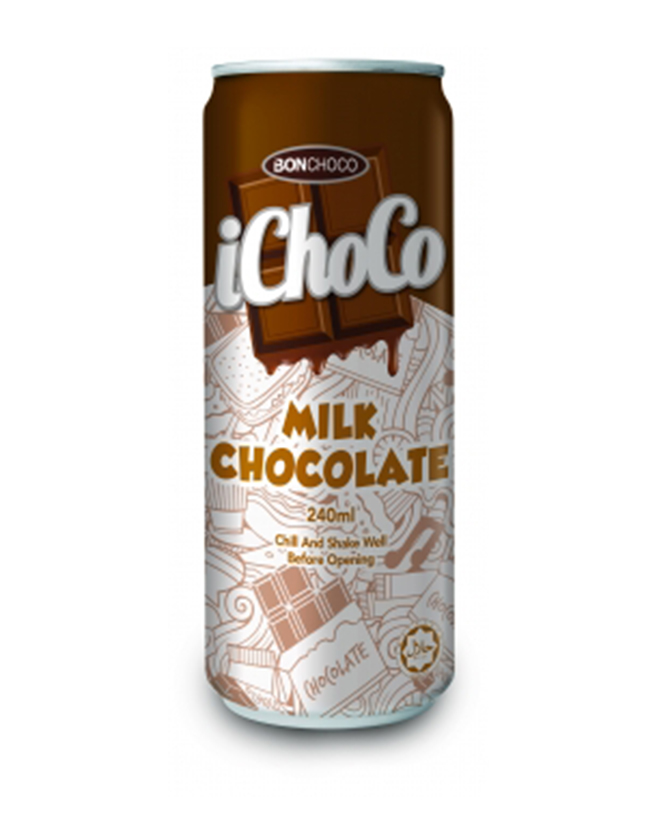 ICHOCO - MILK CHOCOLATE