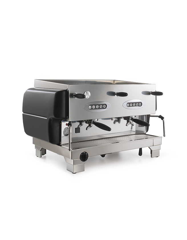 LA SAN MARCO - NEW 80 L SEMI-AUTOMATIC COFFEE MACHINE