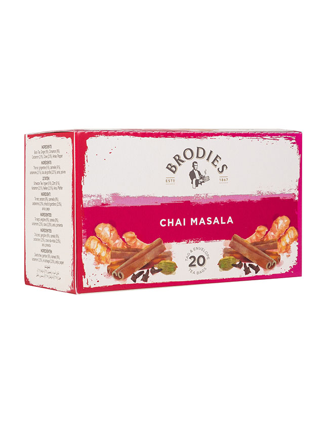 BRODIES - CHAI MASALA TEA