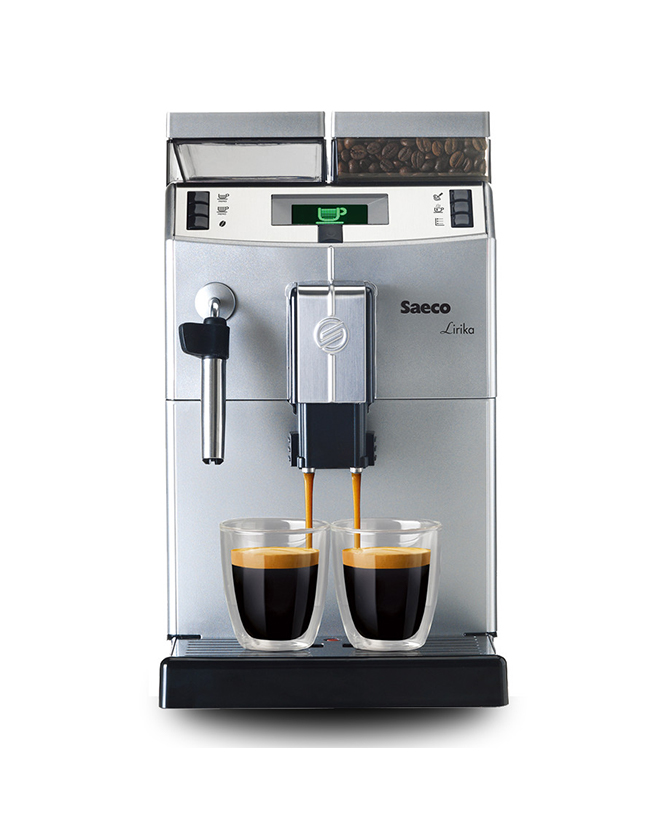 SAECO - LIRIKA FULLY-AUTOMATIC COFFEE MACHINE