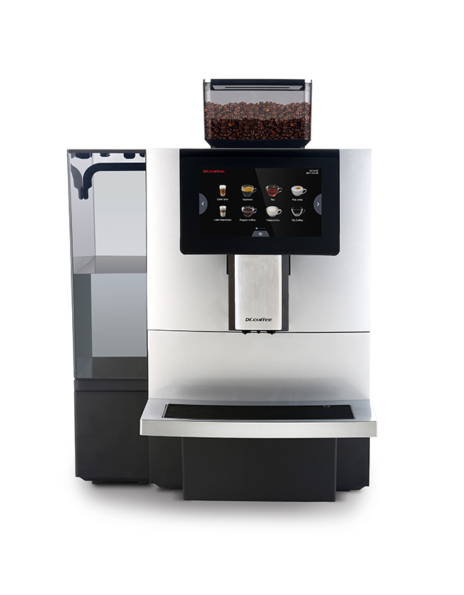 DR. COFFEE - F11 FULLY AUTOMATIC COFFEE MACHINE (TOUCH SCREEN)