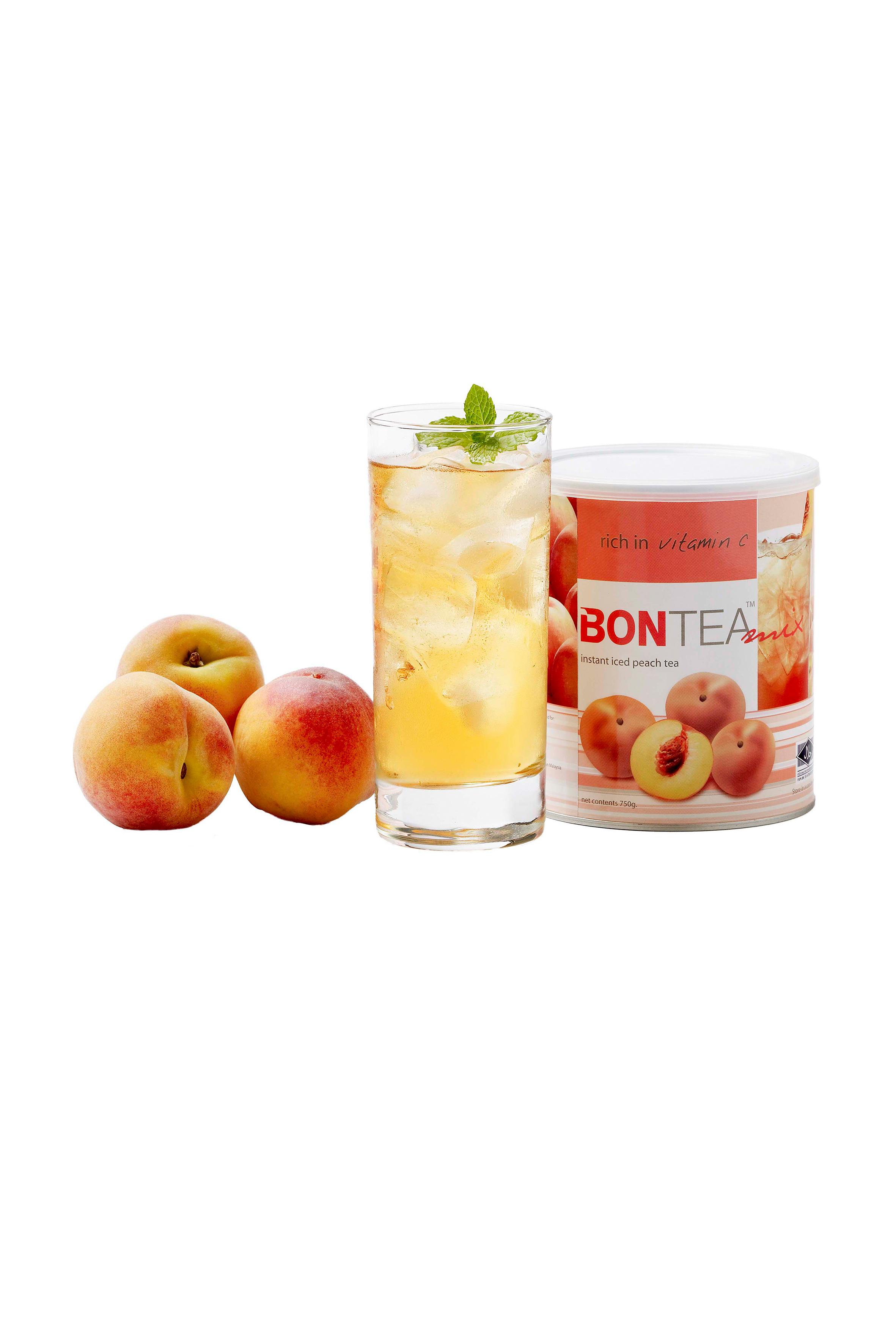 Bontea Mix Instant Iced Peach Flavoured Tea