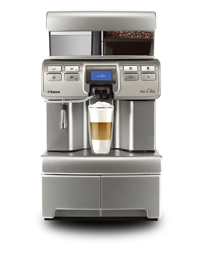 SAECO - AULIKA TOP RI FULLY AUTOMATIC COFFEE MACHINE