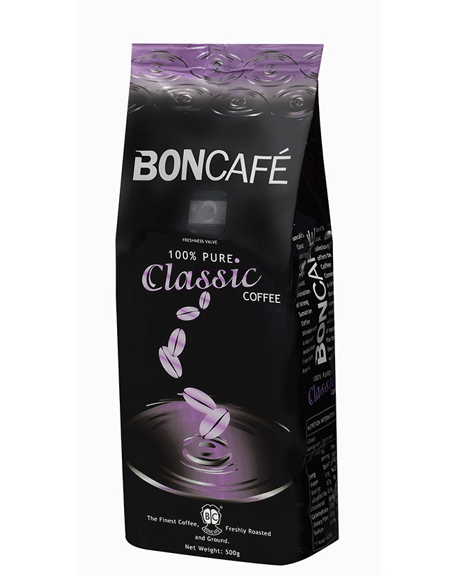 BONCAFÉ - CLASSIC COLLECTION: FIESTA BLEND