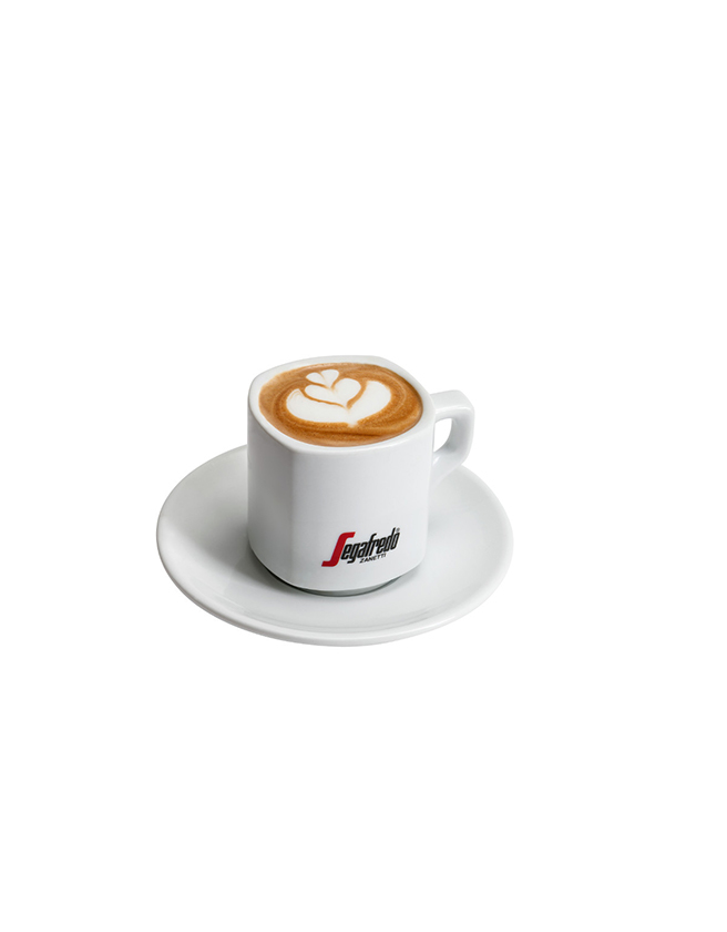 SEGAFREDO ZANETTI CERAMIC REGULAR COFFEE CUP