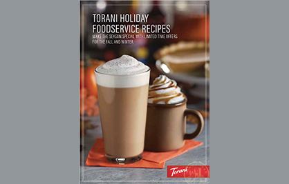 Get Your Christmas Drink up to Next Level with Torani Sauce!