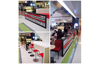 [New Shop Opening] New Segafredo Cafe in Amoy Plaza!