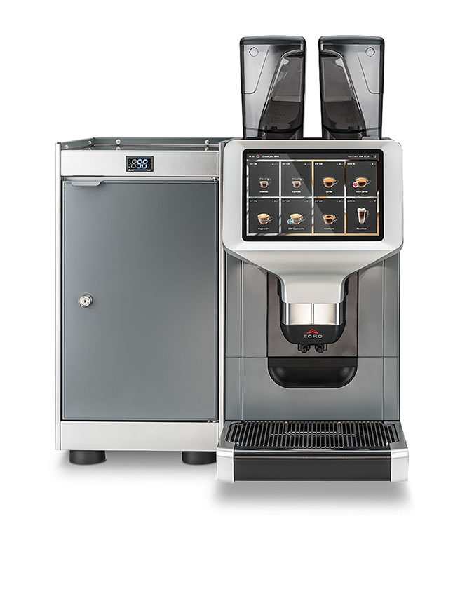 EGRO NEXT FULLY AUTOMATIC COFFEE MACHINE (TOUCHSCREEN)