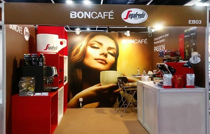 Boncafé at Restaurant & Bar 6-8/9/2016