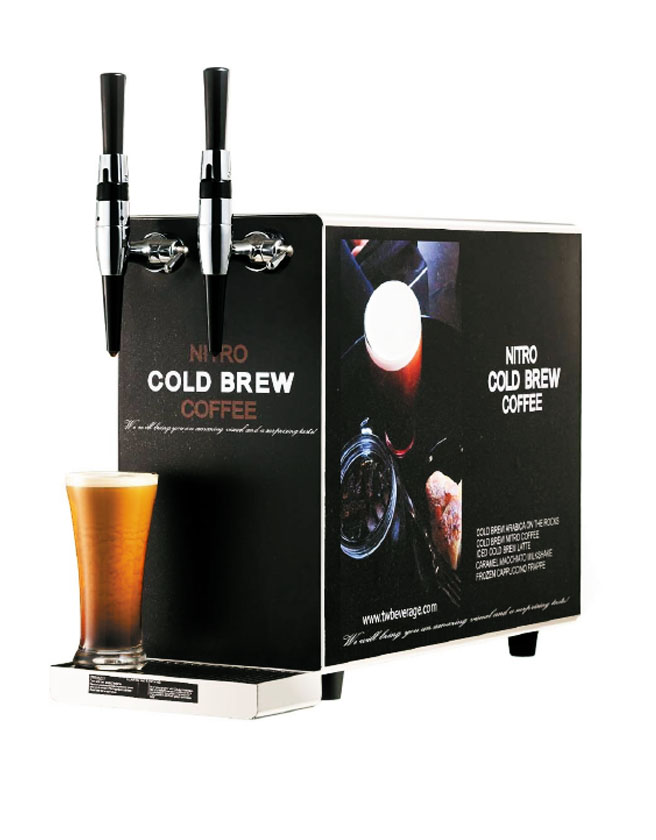 NITRO COLD BREW DISPENSERS DESKTOP (DRY COOLING)