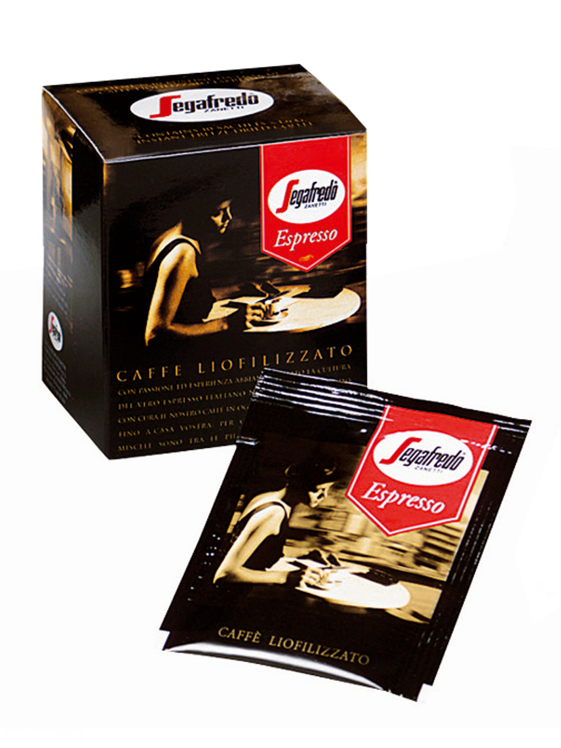 SEGAFREDO ZANETTI - FREEZE-DRIED INSTANT ESPRESSO