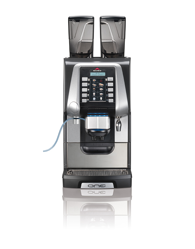EGRO ONE KEYPAD FULLY AUTOMATIC COFFEE MACHINE