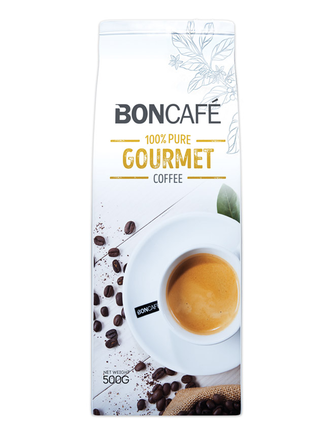 BONCAFÉ - GOURMET COLLECTION: MOCCA BLEND