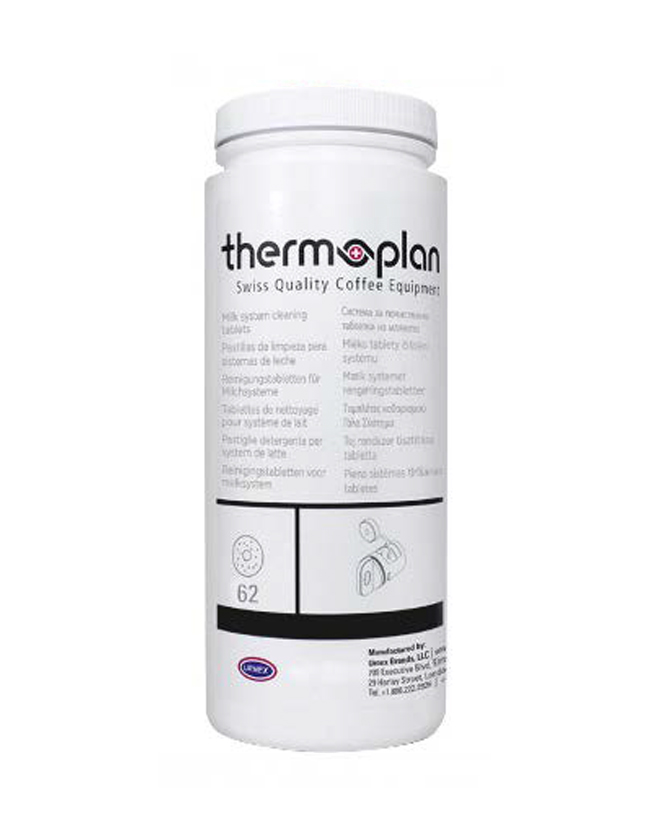 THERMOPLAN MILK SYSTEM CLEANING TABLETS