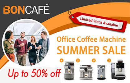 SUPER SALES FOR OFFICE COFFEE MACHINES (UP TO 50% OFF)