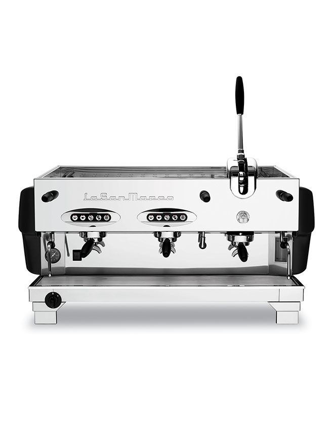 LA SAN MARCO - DUALE CLASS SEMI-AUTOMATIC LEVER COFFEE MACHINE