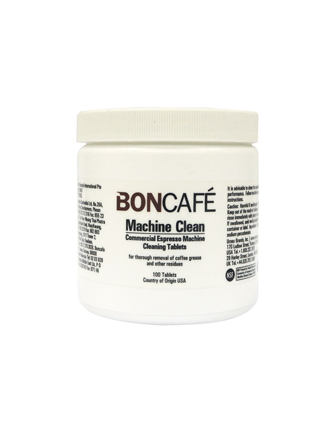 BONCLEAN ESPRESSO MACHINE CLEANING TABLETS