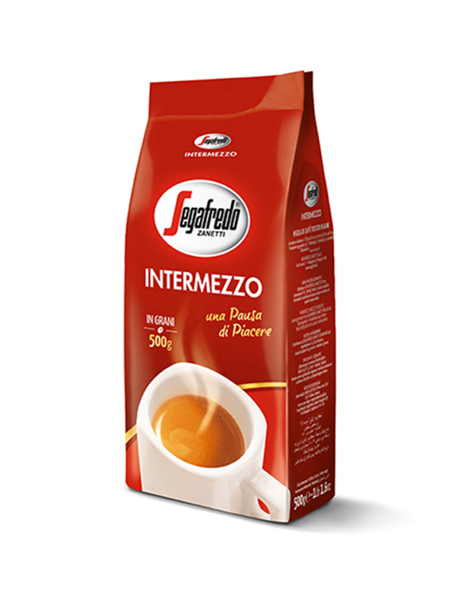 INTERMEZZO COFFEE BEANS