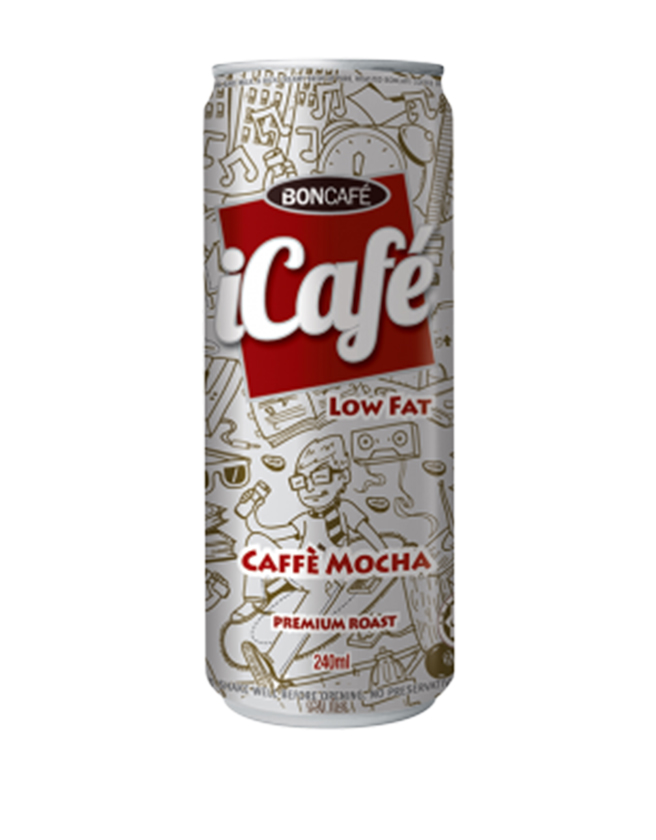 ICAFÉ - CAFFÈ MOCHA (LOW FAT)