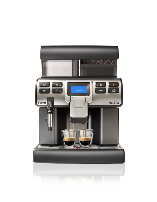 SAECO - AULIKA MID FULLY AUTOMATIC COFFEE MACHINE