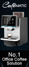 CaféMatic Fully Automatic Coffee Machine