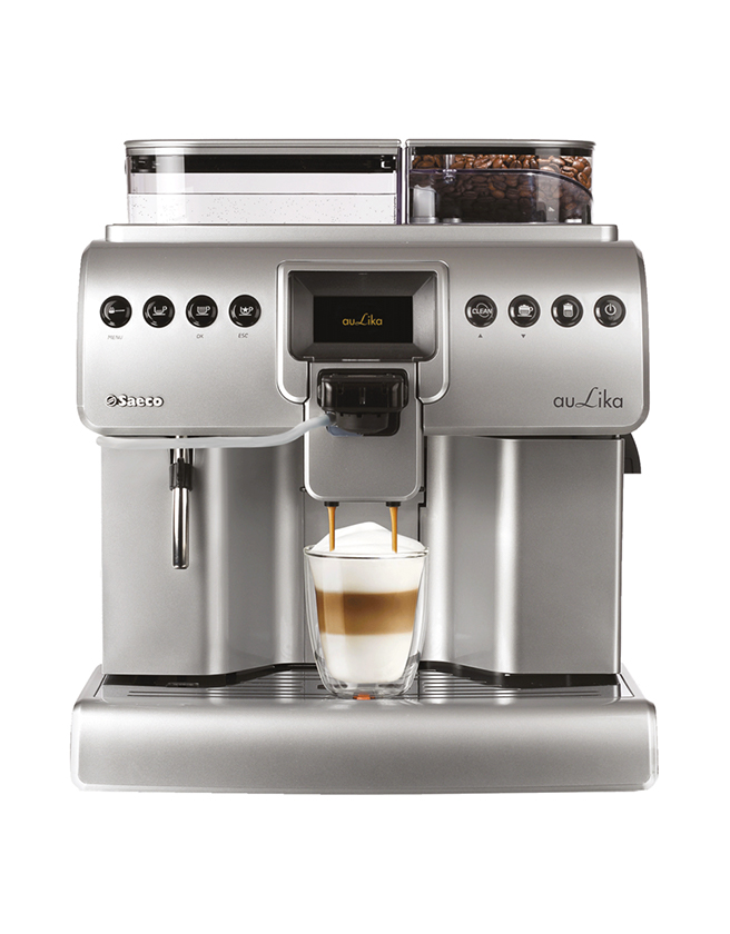 SAECO - AULIKA FOCUS FULLY AUTOMATIC COFFEE MACHINE