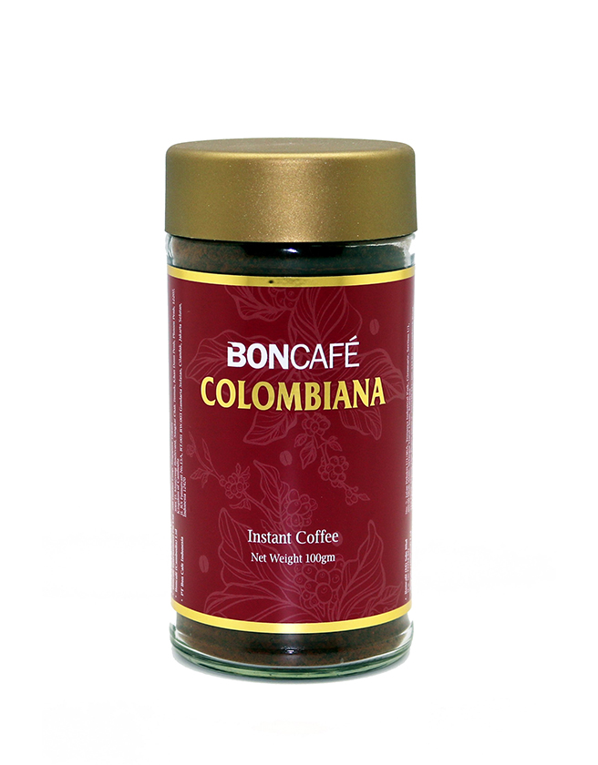 BONCAFÉ - COLOMBIANA INSTANT COFFEE