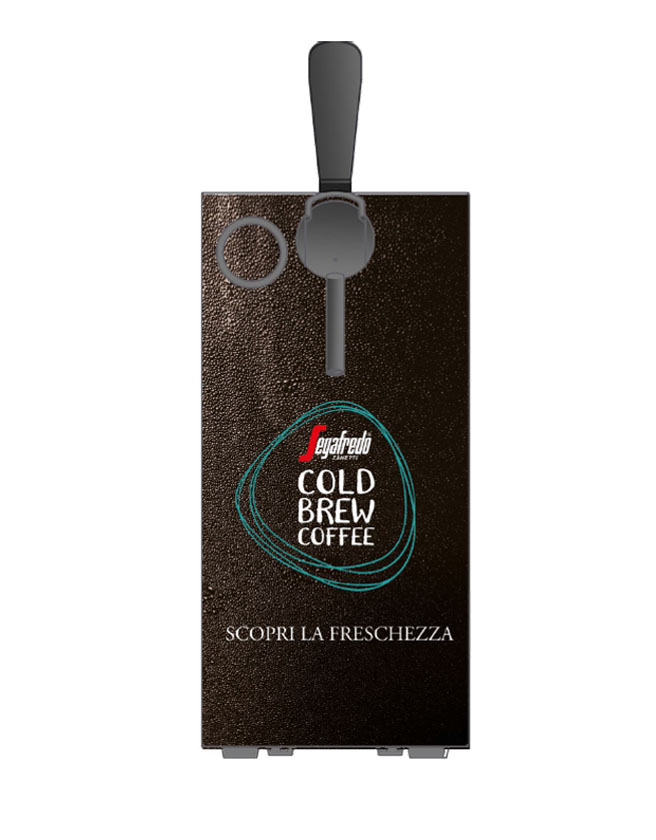 SEGAFREDO ZANETTI COLD BREW COFFEE DISPENSER