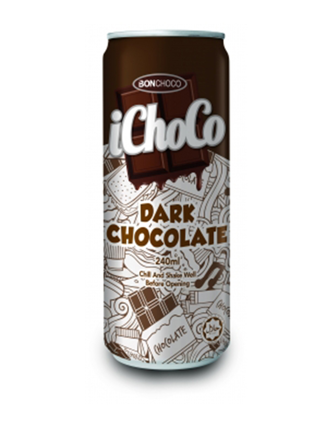 ICHOCO - DARK CHOCOLATE