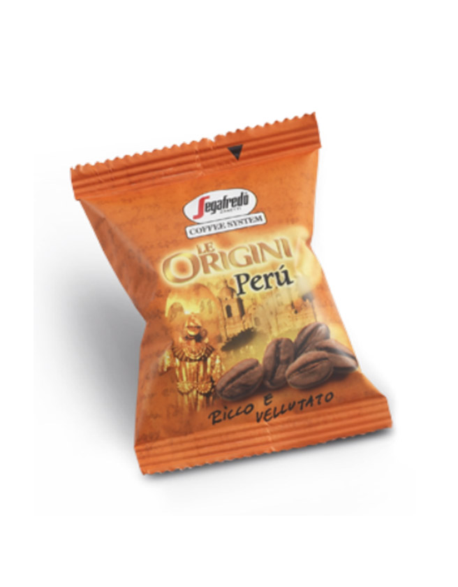 SEGAFREDO COFFEE SYSTEM: LE ORIGINI – PERU COFFEE CAPSULE (SINGLE ORIGIN)