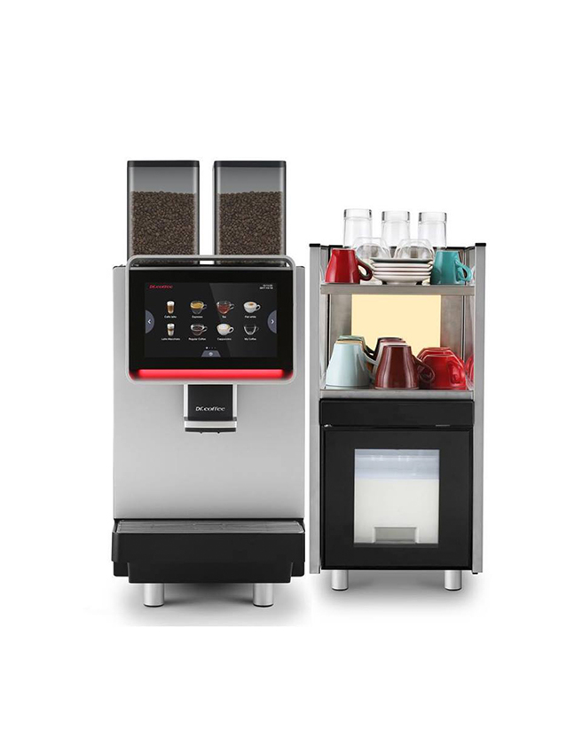 F2 FULLY AUTOMATIC COFFEE MACHINE